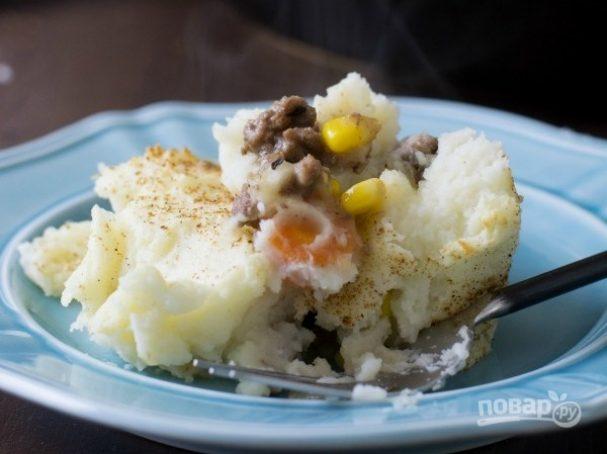 Классический пастуший пирог