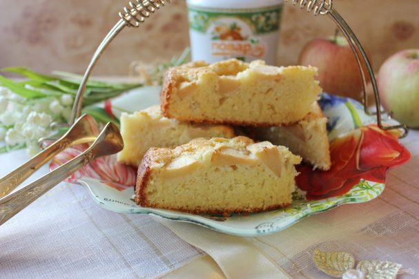 Нормандский пирог