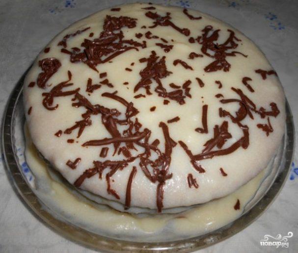 "Торт ""Ночная серенада"""