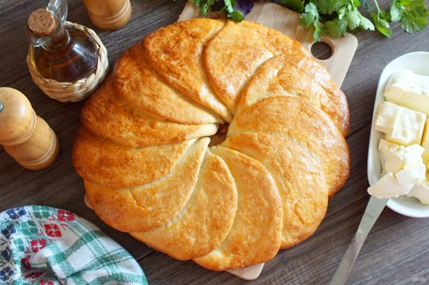 Масляный хлеб