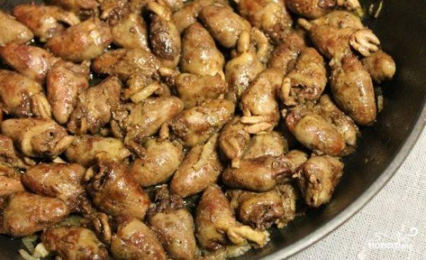 что можно приготовить из куриного сердца рецепты