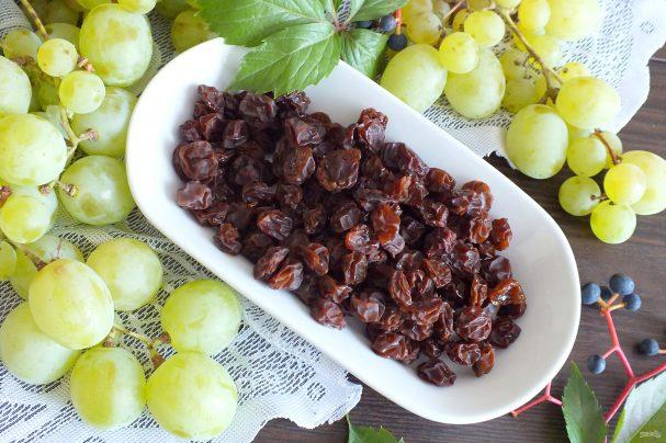 Сушка винограда в электросушилке
