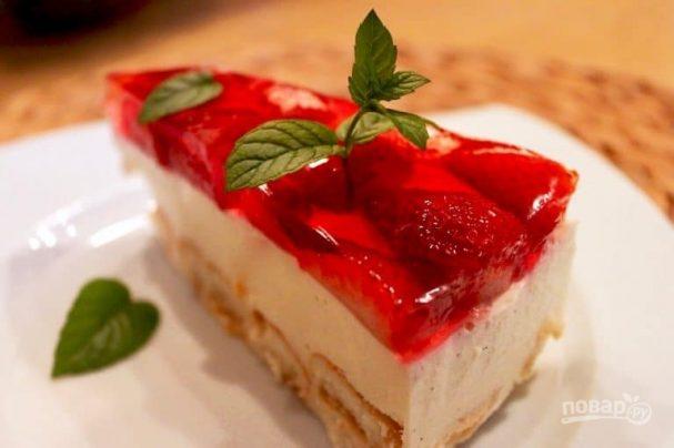Рецепт торта из творога