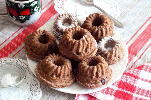 Льняные кексы