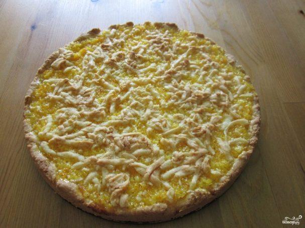 Апельсиновый пирог без яиц