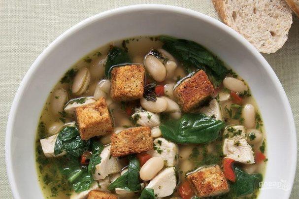 Низкокалорийный суп