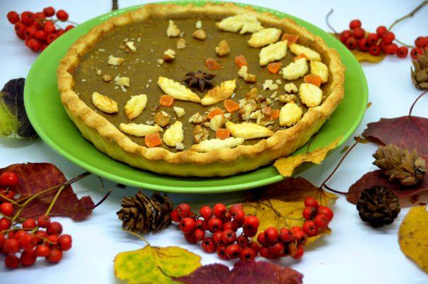 Осенний тарт