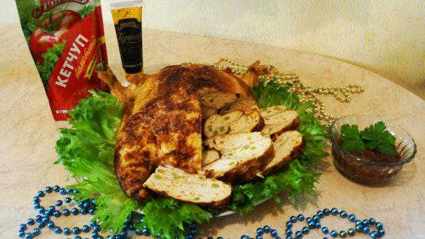 Курица праздичная