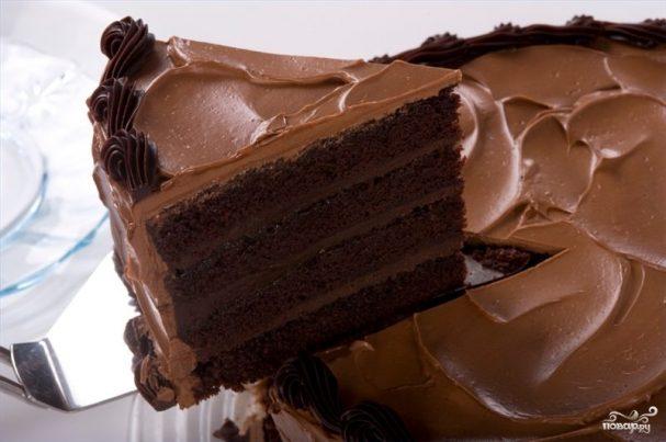 "Торт ""Шоколадка"""