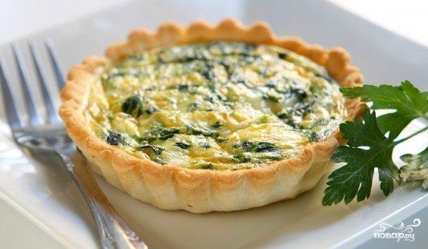 Рецепт тарталеток с плавленным сыром — photo 3