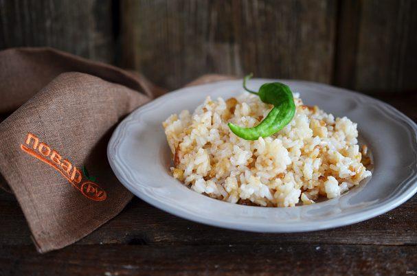 Кхау Пхат (жареный рис)