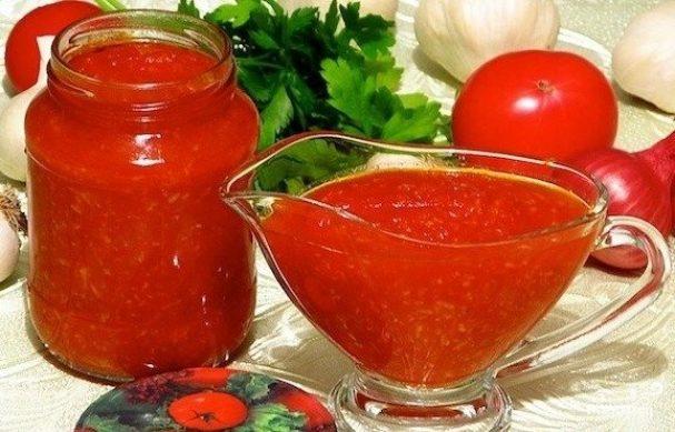 Тушеные помидоры в мультиварке