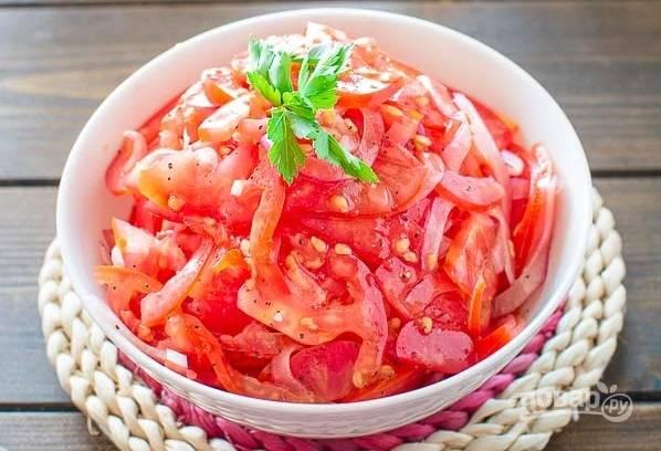 Самый простой салат