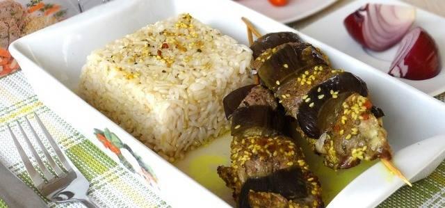 4. Вот и все! На гарнир рекомендую приготовить рис. Приятного аппетита!