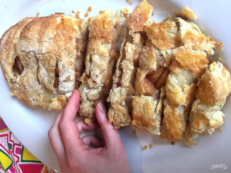 Слоеный пирог