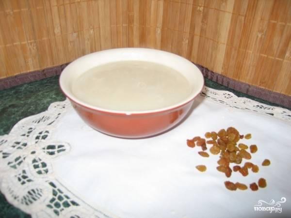 Возьмите получившуюся основу для киселя, около 4-х ст. ложек и варите её с одним стаканом воды в течение 5 минут. Кисель готов!