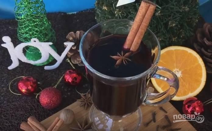 6. Ну вот, праздничное настроение появляется только от одного аромата :)
