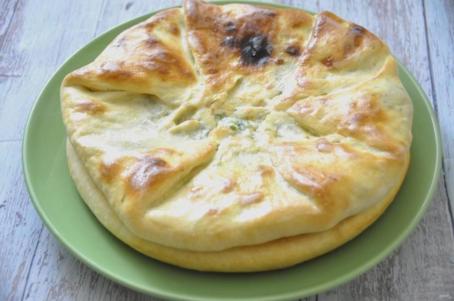 Хачапури по-абхазски