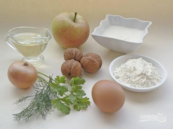 1. Вот такой довольно простой набор ингредиентов на вашей кухне превратится в изысканный французский соус.
