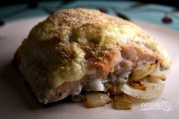 4. Вот так быстро и просто получилось аппетитное основное блюдо, которое подойдет к любому гарниру.