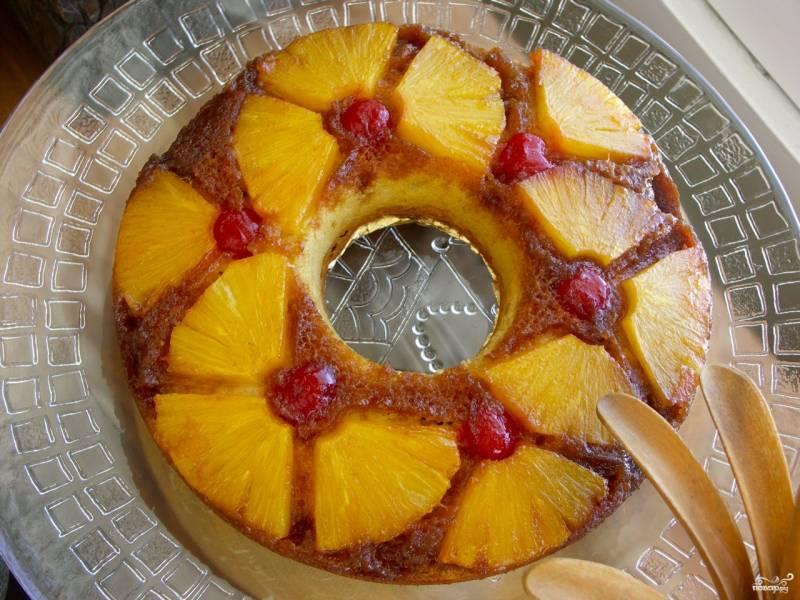 Перевернутый пирог