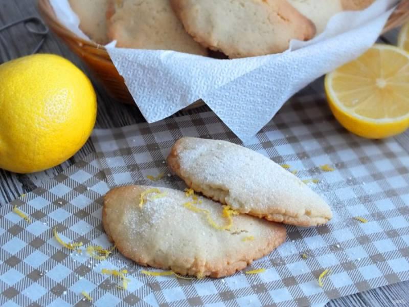 Подавайте печенье с любимыми напитками. Приятного аппетита!