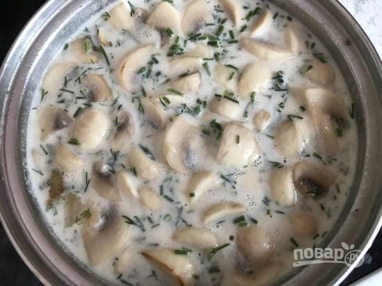 10. Суп готов, можно разливать по тарелкам и подавать!