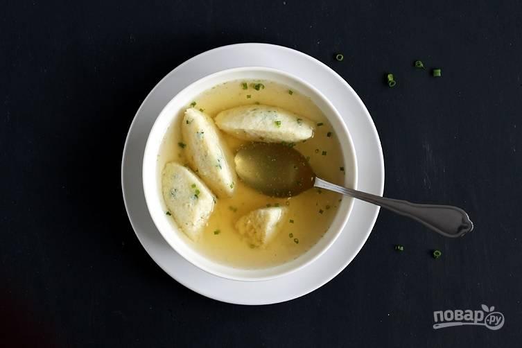 Австрийский суп
