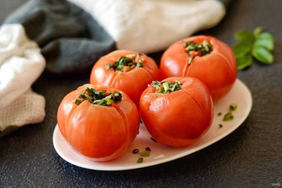 Кимчи из помидоров