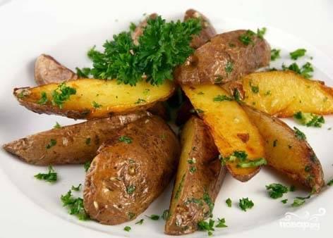 Картофель по домашнему