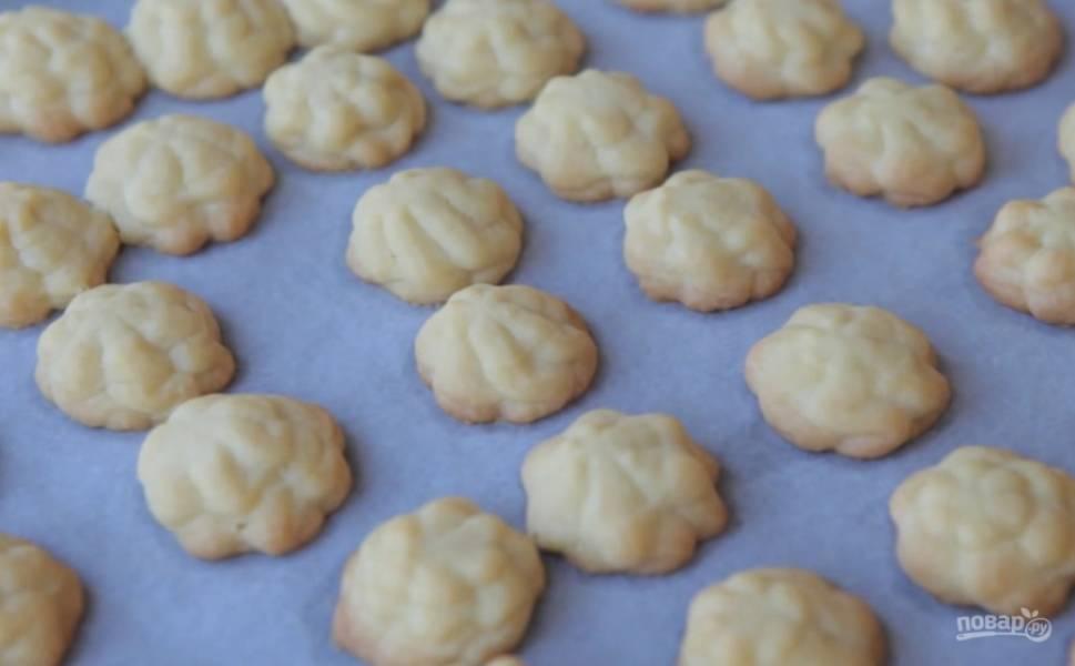 4.Печенье готово!