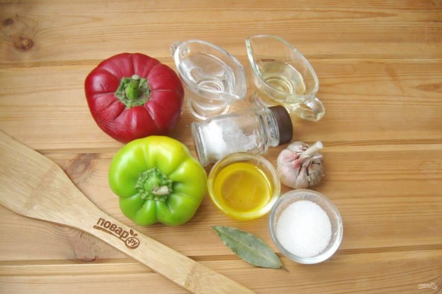 Подготовьте ингредиенты для приготовления ратунды с медом.