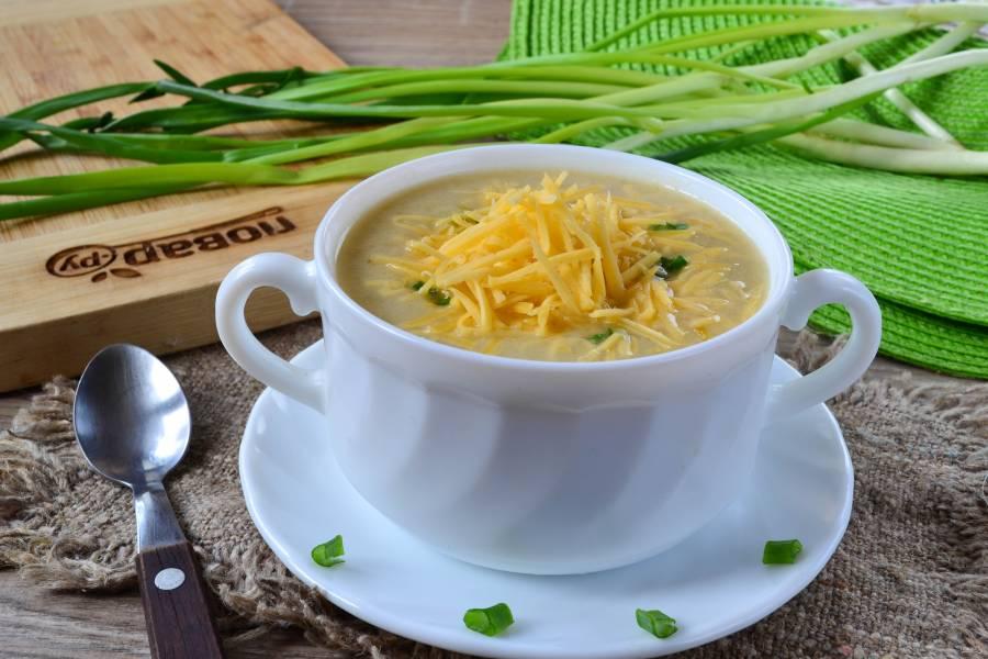 "Луковый суп ""Моя французская диета"""