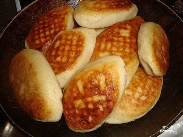 Сочни с картошкой