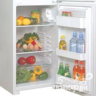 5.Емкость с будущим желе поставить в холодильник на 9 часов.