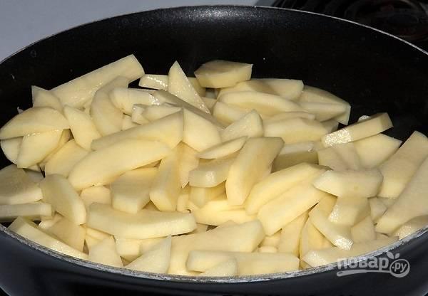 9. И выложите на отдельную сковороду с разогретым маслом.