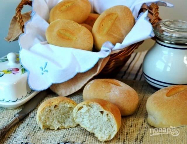 Французская булочка