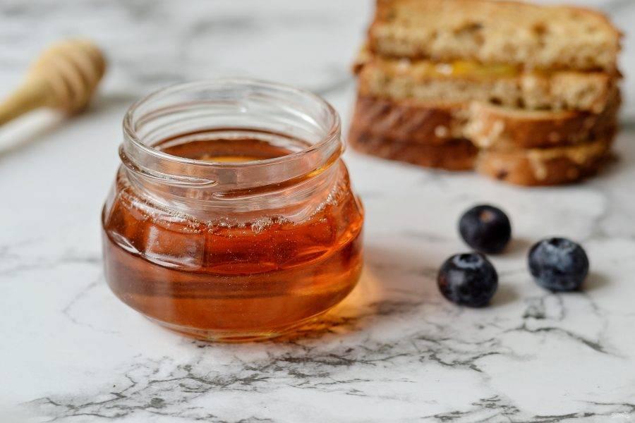 Искусственный мёд готов!