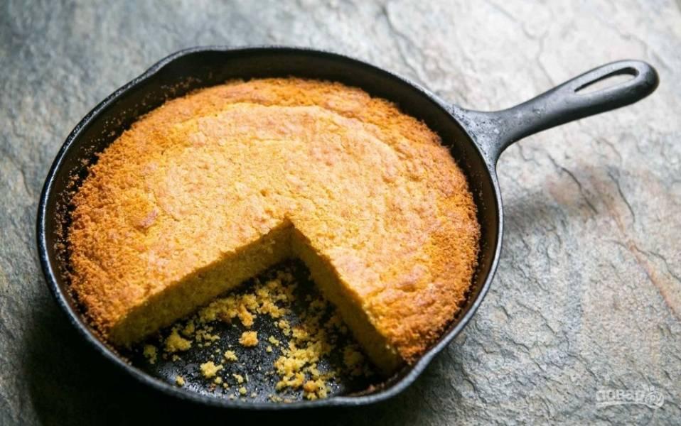 Южный кукурузный хлеб