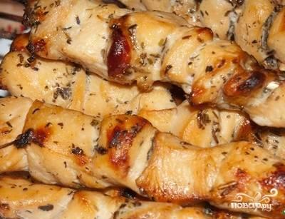 Маринад для шашлыка из куриных грудок
