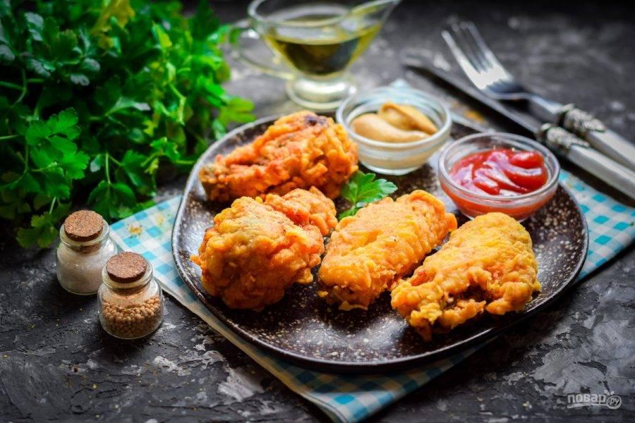 Дома вкуснее! Рецепты любимых блюд из фаст-фуда