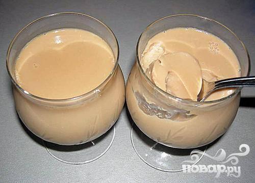 Чайное суфле