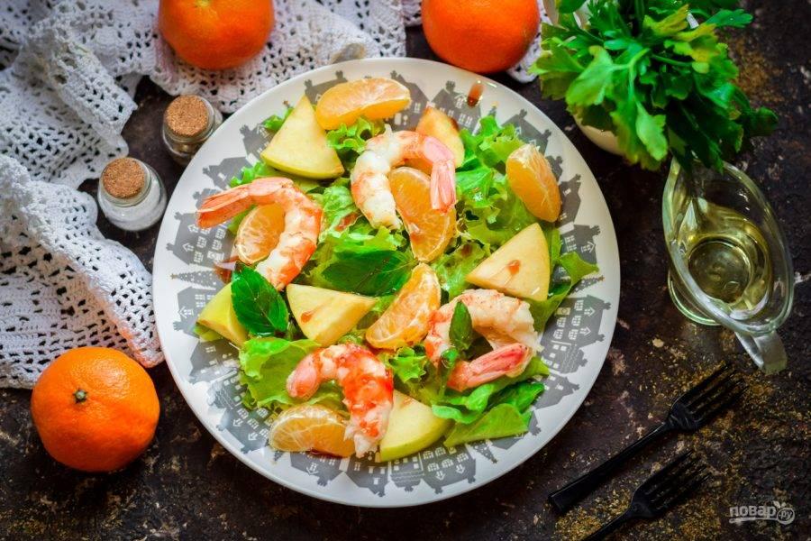 Предновогодний сезон открыт! Готовим вкусные блюда с мандаринами