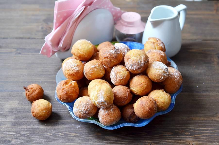 Пончики по ГОСТу