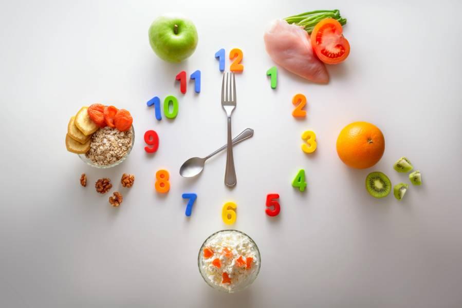"""Диета """"5 столовых ложек"""": меню на день"""