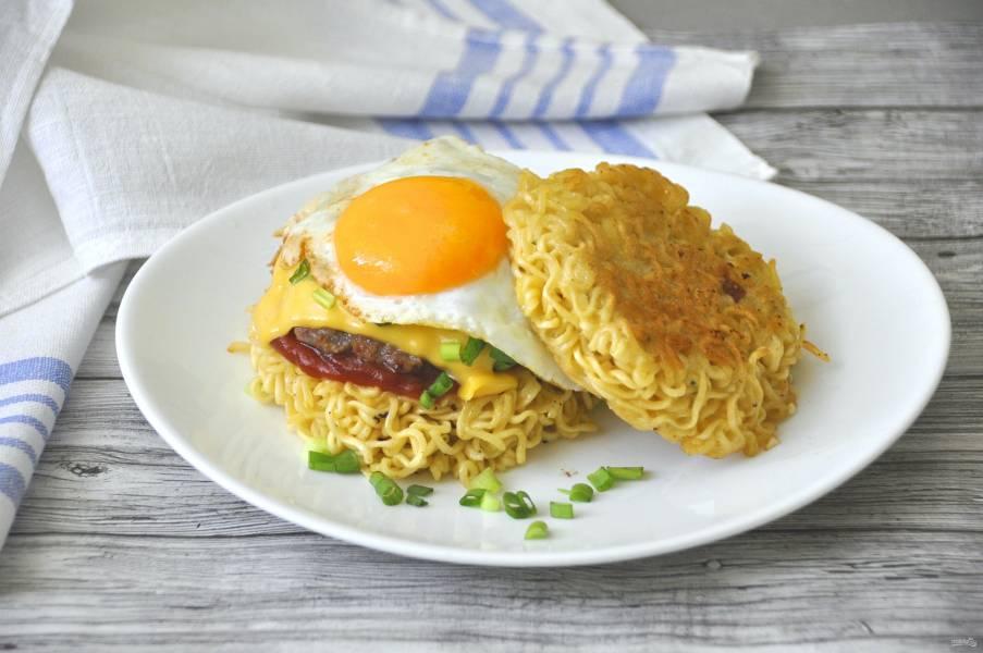 Рамен-бургер