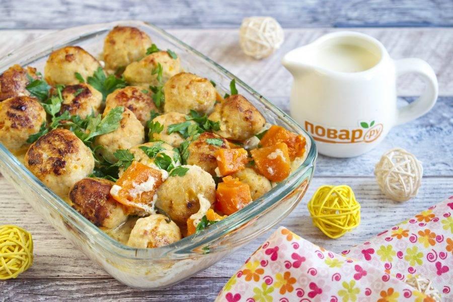 Что приготовить на осенний ужин: мясо, овощи, грибы (очень просто и вкусно!)