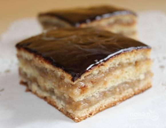 "Венгерский пирог ""Жербо"""