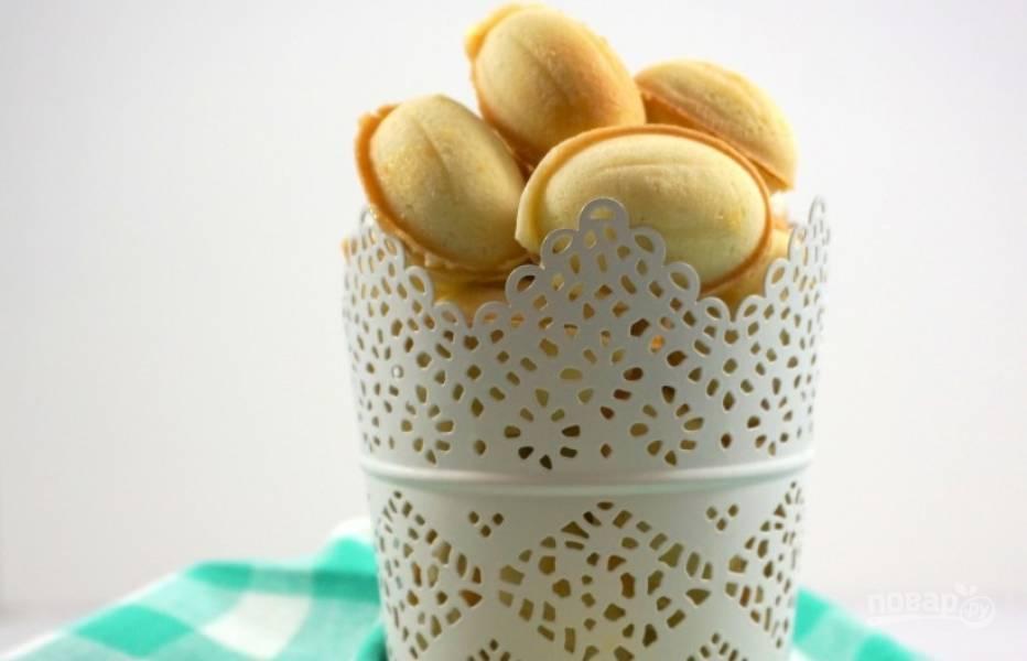 6.Наслаждайтесь вкусным печеньем, приятного аппетита!