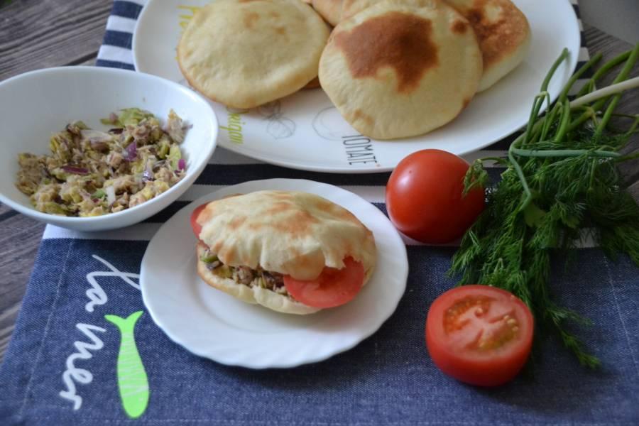 Греческая пита